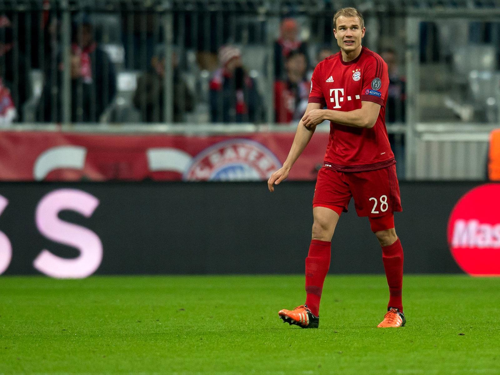 Bayern Verteidiger