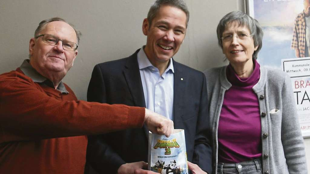 Hans-Rasiner Strang, Jürgen Menzel und Juliane Storch-Böcker.