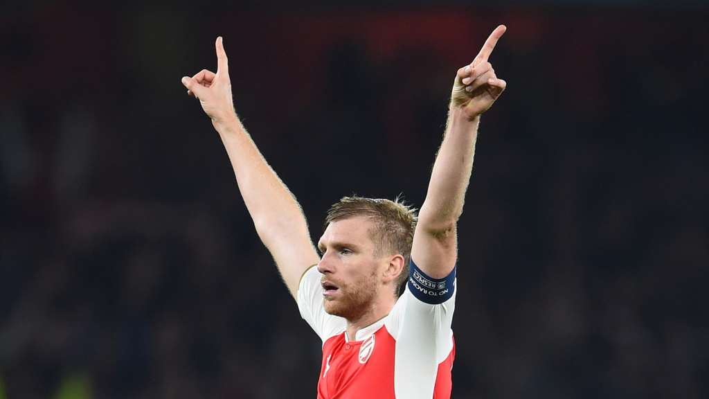 Per Mertesacker FC Arsenal FA Cup