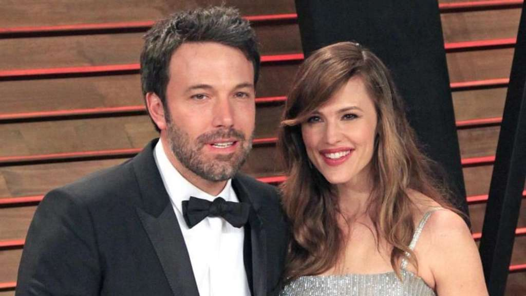 Ben Affleck und Jennifer Garner bei der Vanity Fair Oscar After-Party 2014 in Hollywood. Foto: Nina Prommer