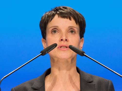AfD-Chefin Frauke Petry in der Mangel: Interview wird Internet-Hit