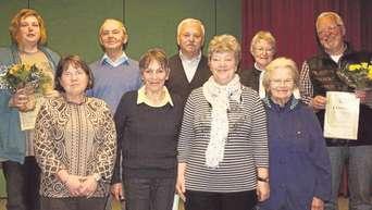 Concert Chorgemeinschaft Stuhr Wahlt Neuen Vorstand Stuhr