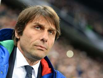 Italiens Nationaltrainer bei der EM 2016: Antonio Conte.