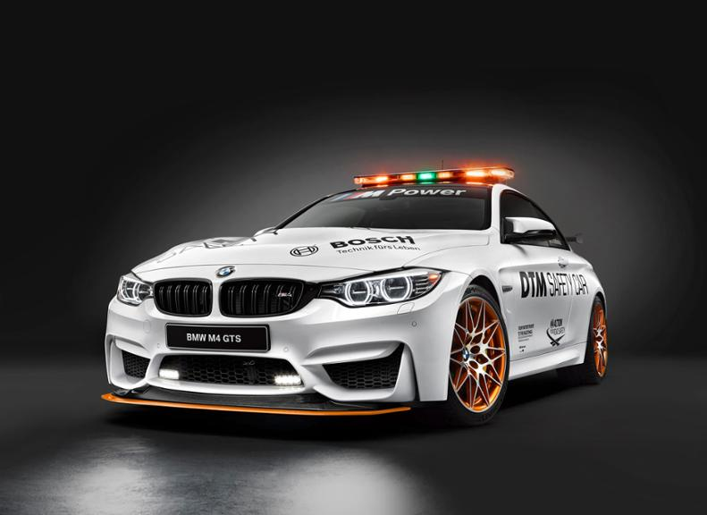 DTM Safety Car 2016: BMW M4 GTS