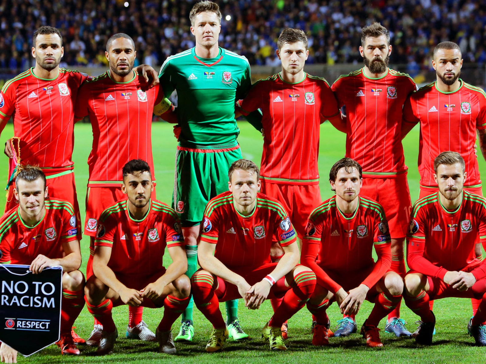 Em Teilnahme Wales