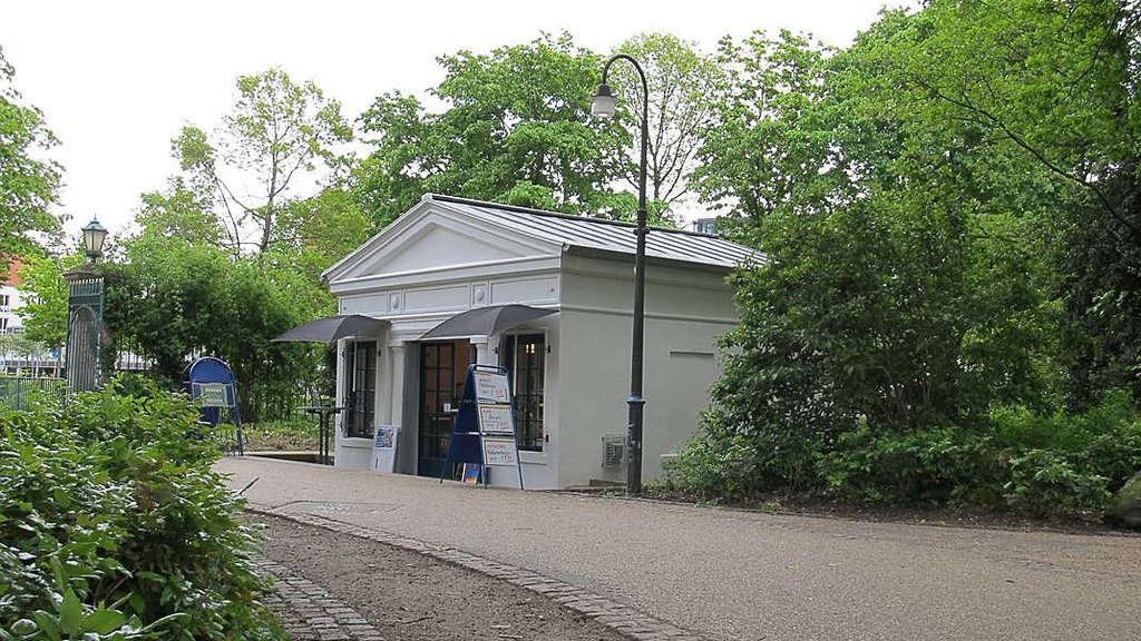 Wallanlagen Bremen: Historisches Torhaus am Bischofstor saniert | Bremen