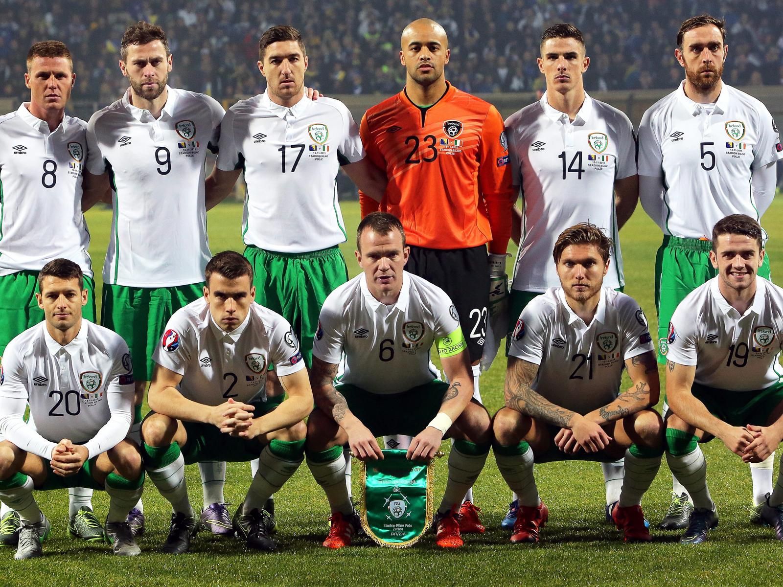 Fußball Em Irland