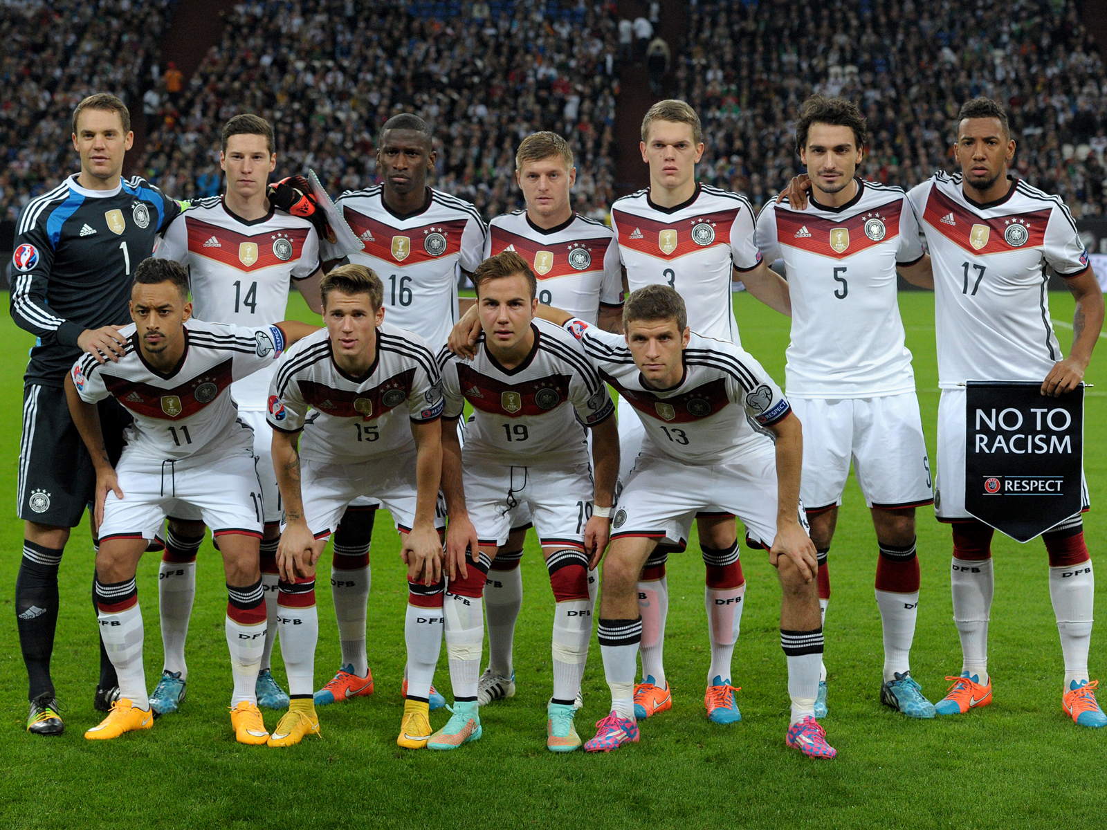 Deutschland Fußball