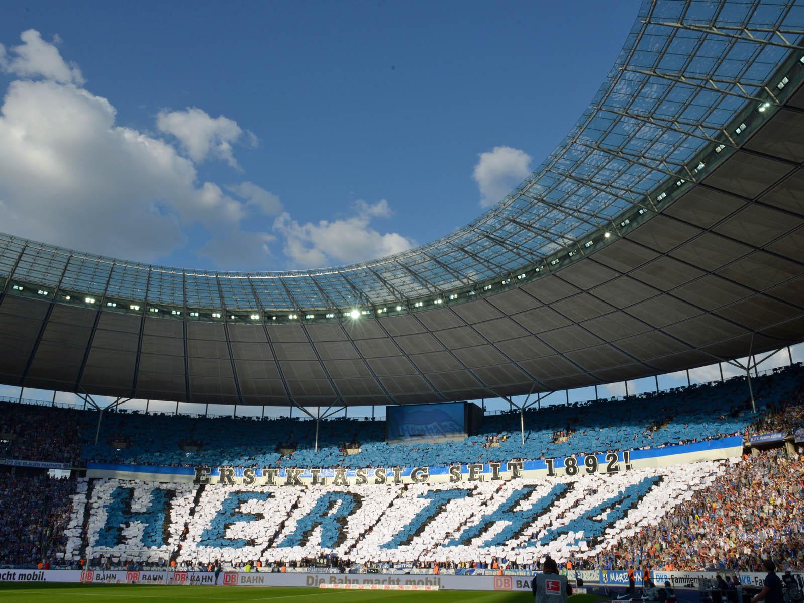 Hertha bleibt im Olympiastadion - Neubau bleibt Thema