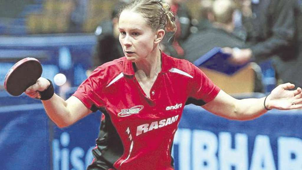 Katharina Michajlova vom Bundesligisten TuS Bad Driburg geht in Oyten als klare Favoritin bei den Damen an den Start.