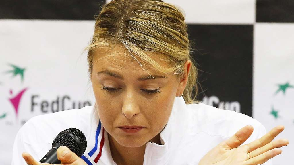 Maria Sharapova receives two-year ban for failed drug test