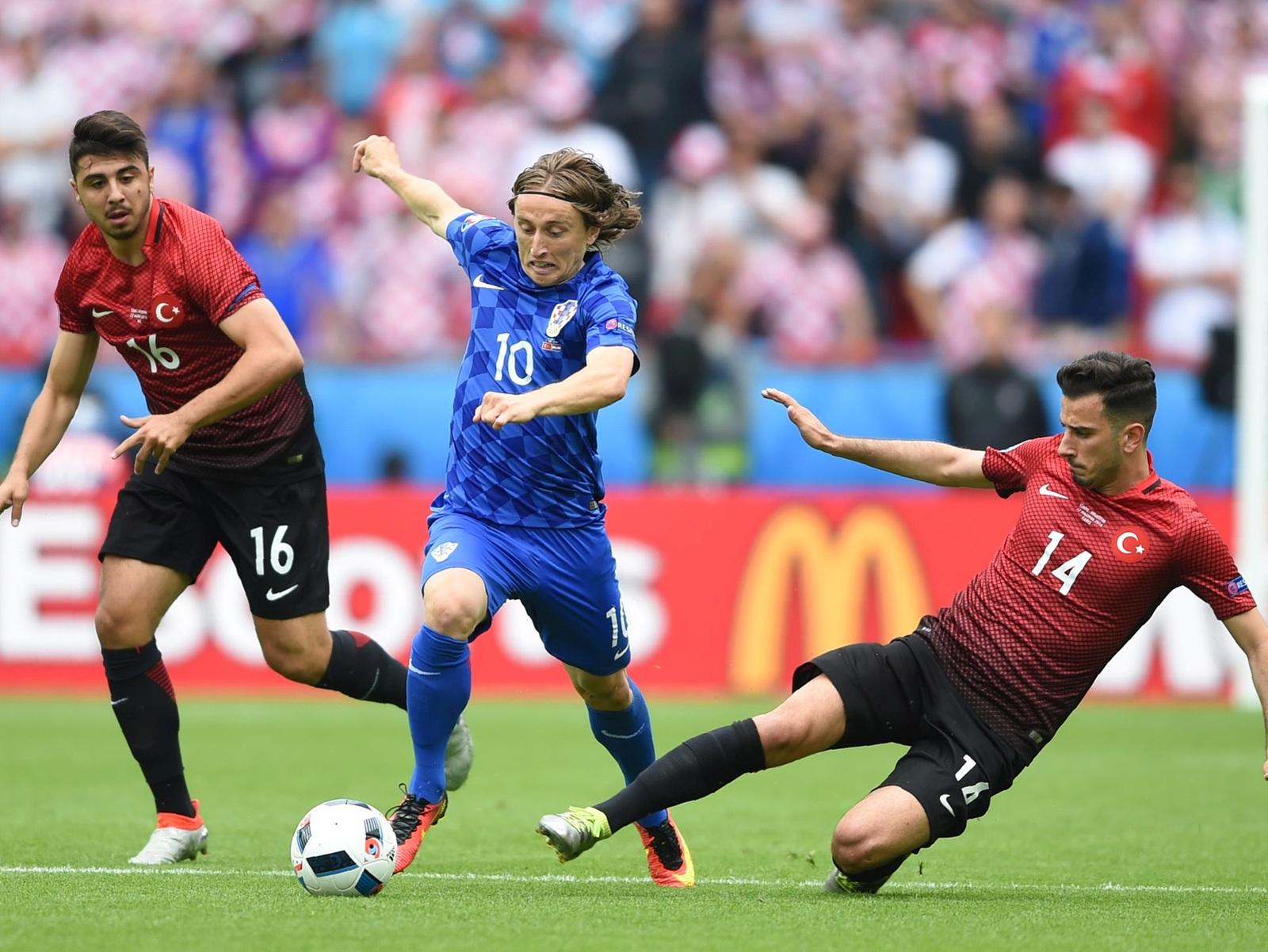 Türkei Gegen Kroatien