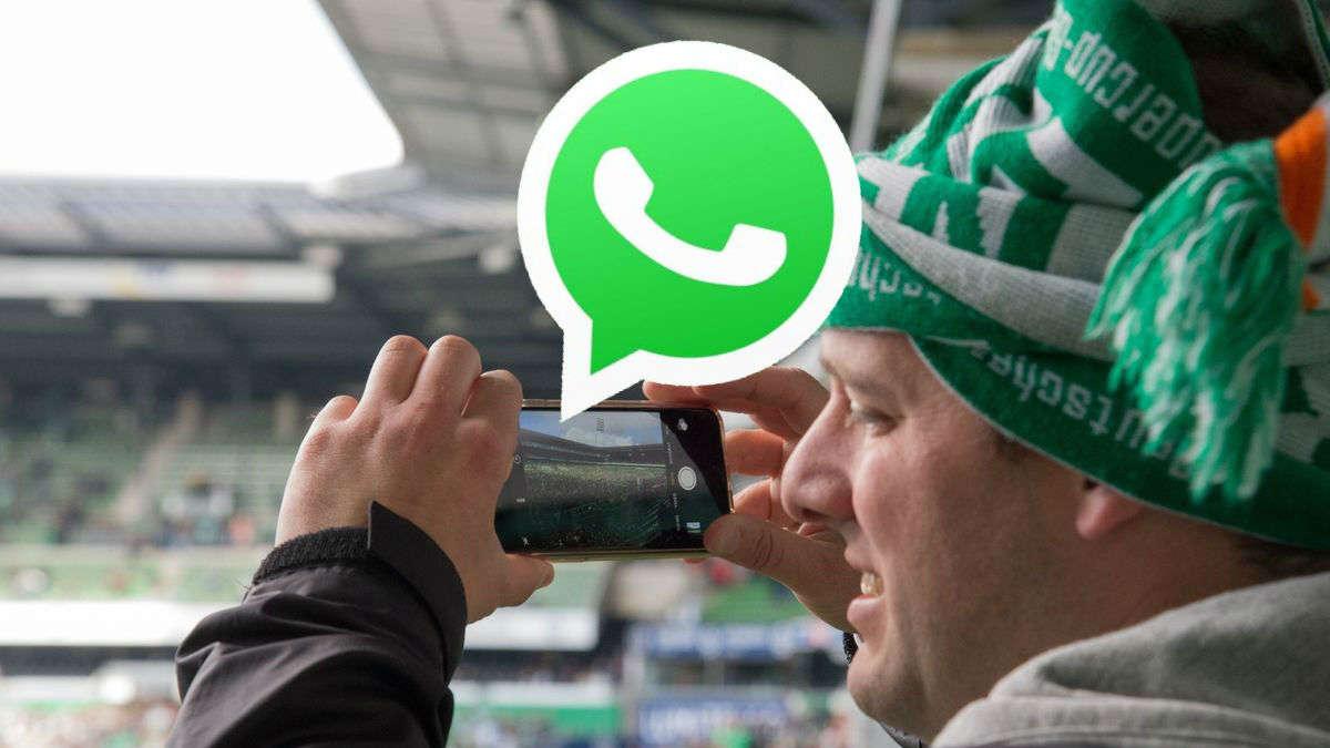 Werder Whatsapp