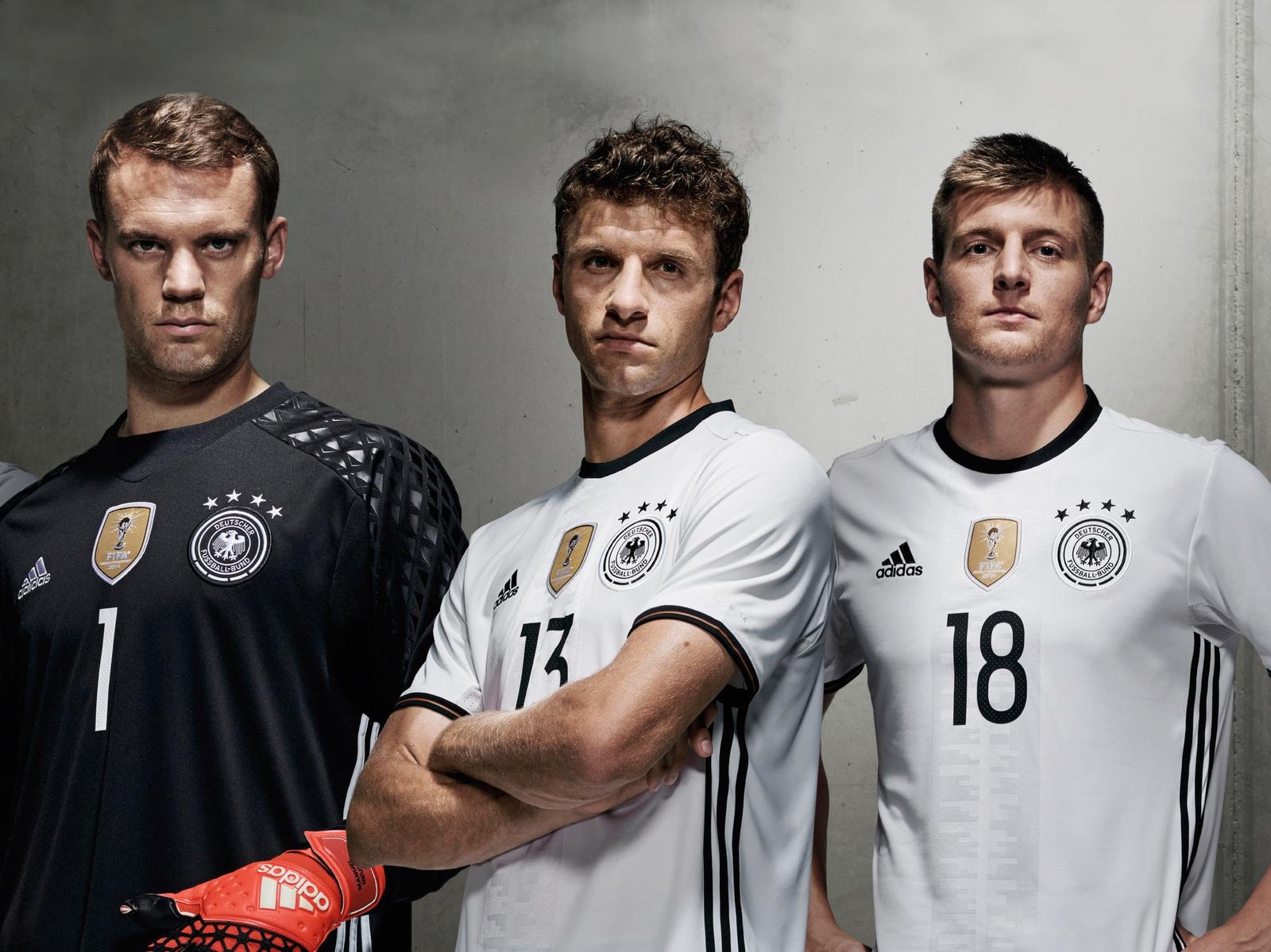 adidas Trikots für den DFB Stützpunkt | Gothaer | Sponsor