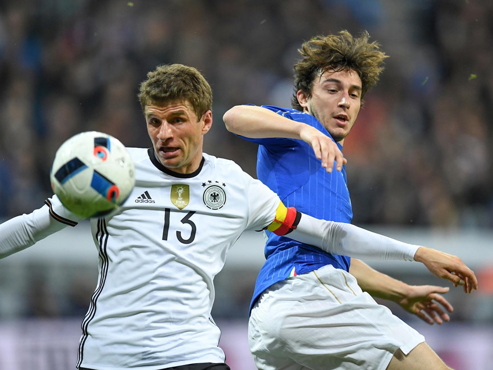 Jetzt Fix Deutschland Spielt Im Viertelfinale Gegen Italien