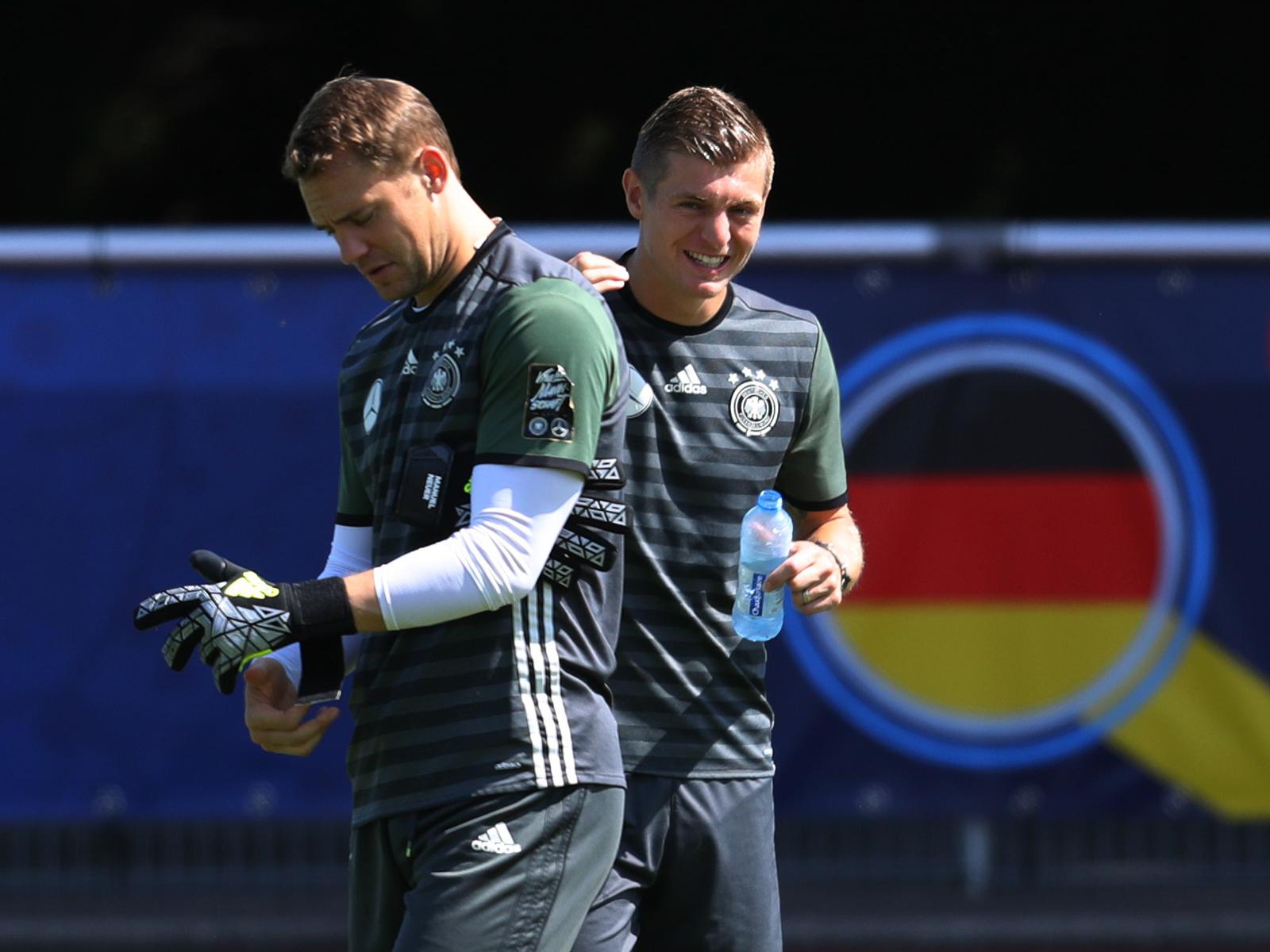 Deutschland Gegen Italien Dfb Team Ohne Schiss