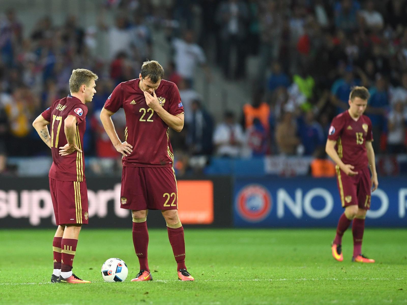 Russland nach EM: Keine Mannschaft und kein Trainer