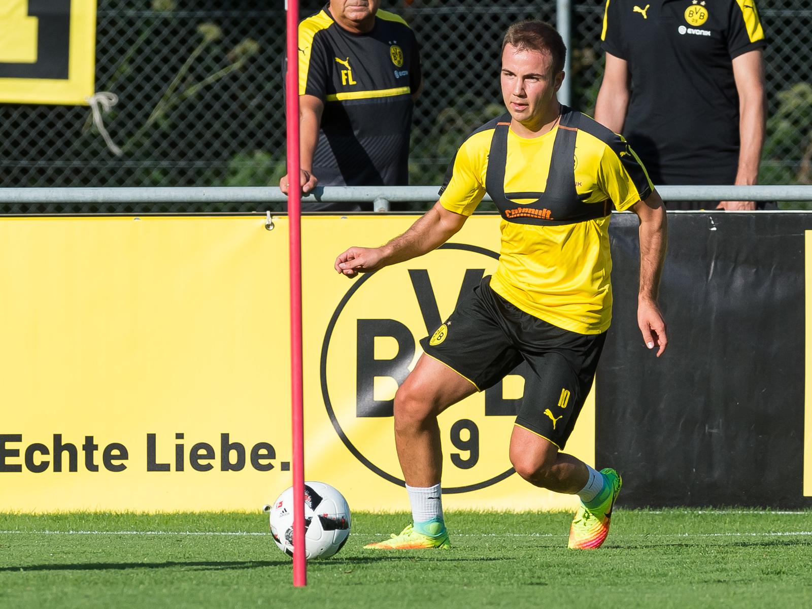 ff1acbf28e46d9 Götze erklärt sein Hin und Her zwischen Dortmund und Bayern