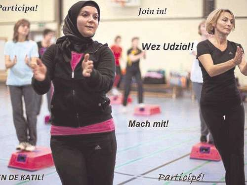 Premiere für interkulturellen Frauensporttag in Nienburg