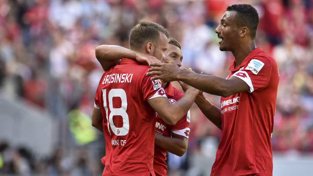 GER; FSP, FSV Mainz 05 vs FC Liverpool