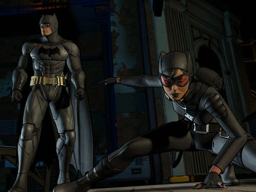 "Spiel im Test: ""Batman - The Telltale Series"""