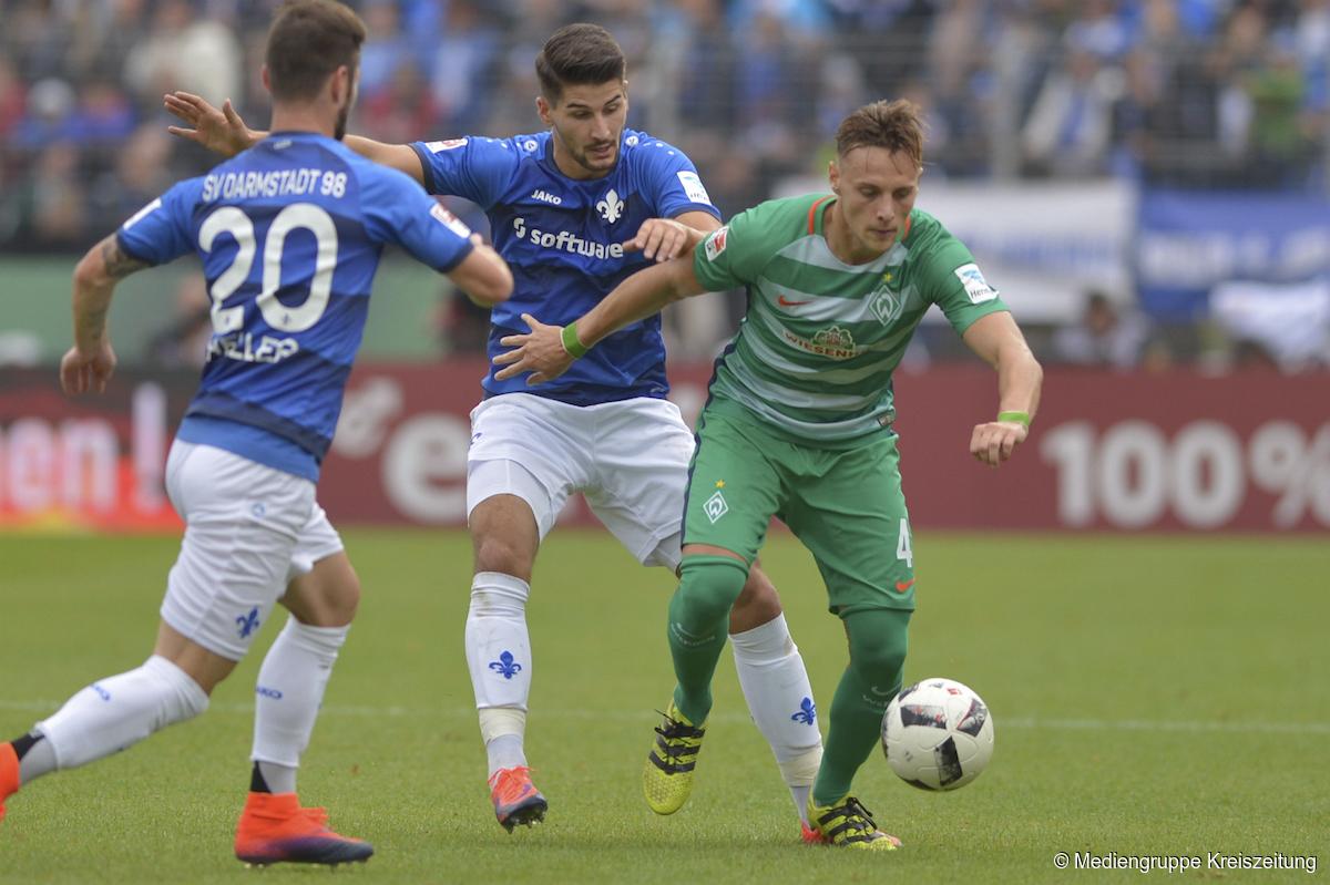 Werder Bremen Gegen Darmstadt