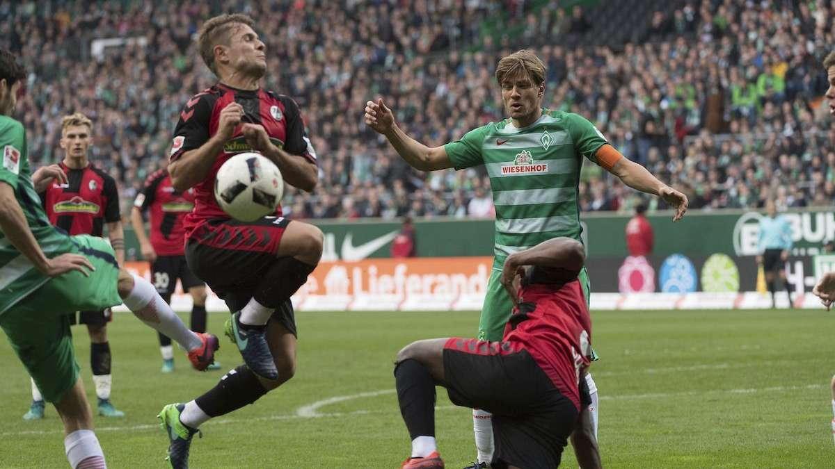 Werder Freiburg Tickets