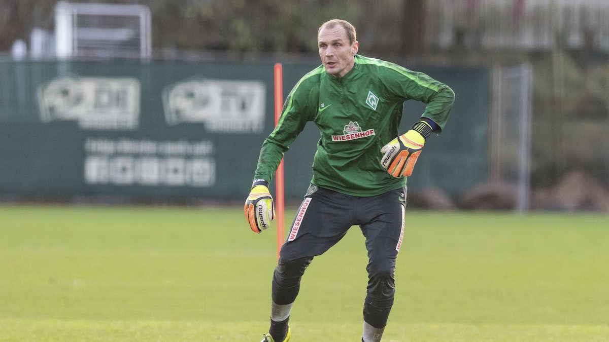 Werder Bremen Eintracht Frankfurt kommt für Jaroslav Drobny und