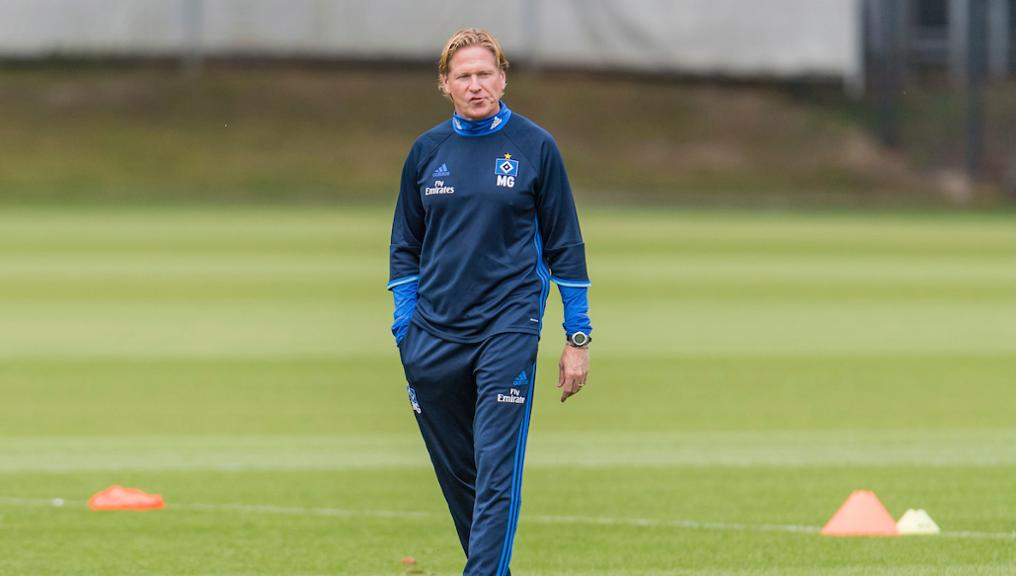 GER, 1.FBL, Training Hamburger SV