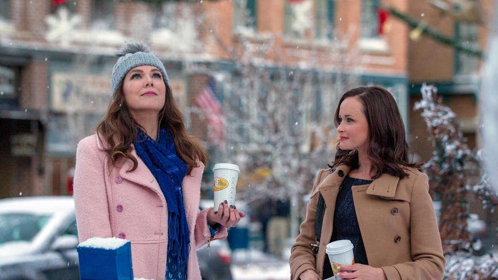 Netflix bringt die gilmore girls zurück wie gut kennst du dich in