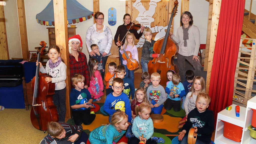 Früherziehungsprogramm soll fortgeführt werden: Kindergarten ...