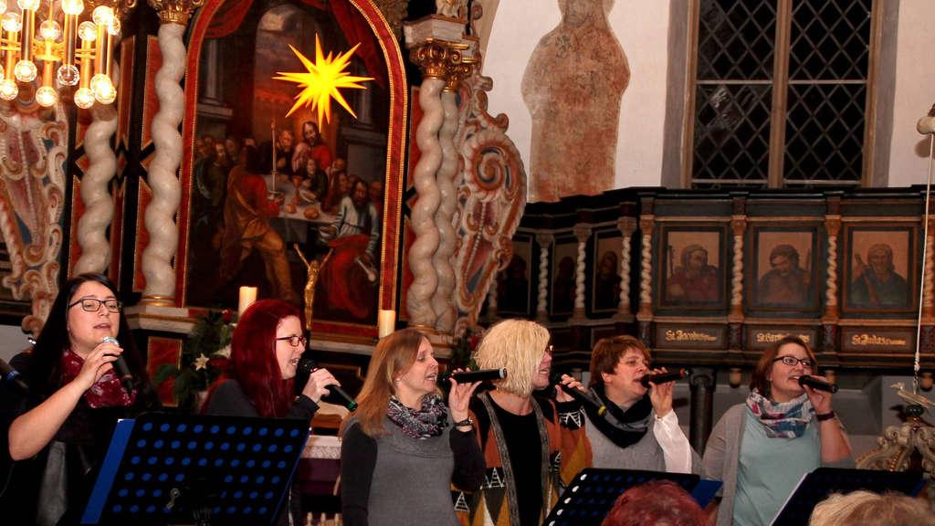 Weihnachtslieder in poppigem Gewand | Stemwede