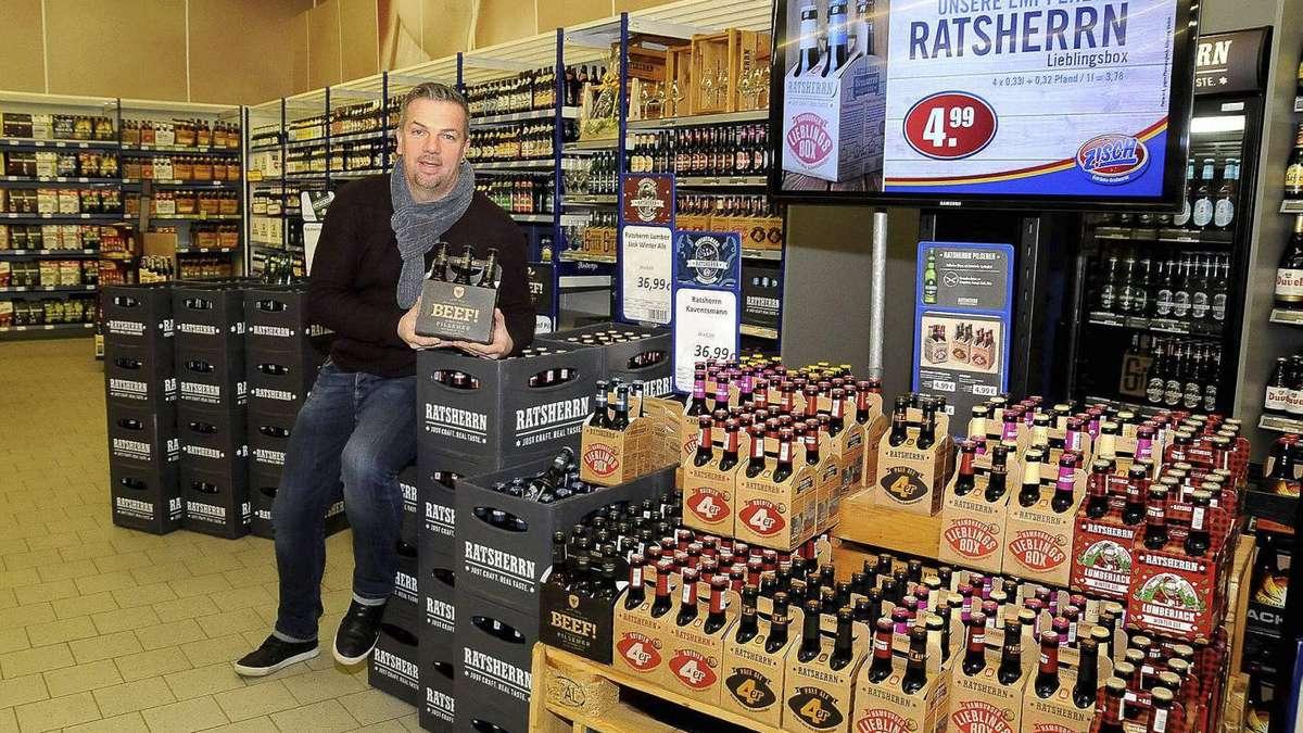 Helge Cordes vom Wildeshauser Unternehmen Getränke-Nordmann ist seit ...