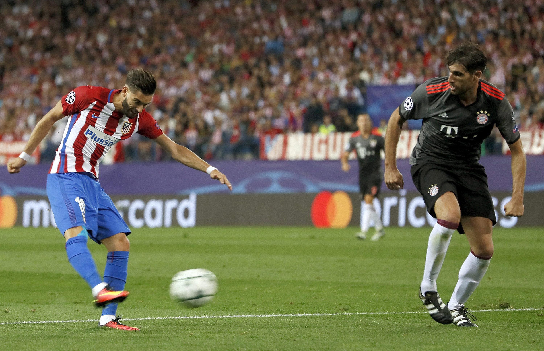 Yannick Carrasco steht kurz vor einem Transfer: Kommt er zum FC Bayern?