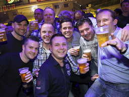 53. Sixdays in Bremen - Party am Samstag