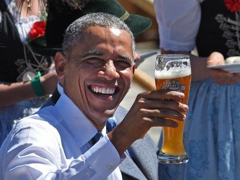 Obama wird von Münchens OB aufs Oktoberfest eingeladen