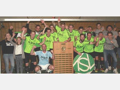 Hallenkreismeisterschaft 2017 Wer beerbt TSV FischerhudeQuelkhorn