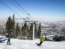 Park City ist Skigebiet der Superlative