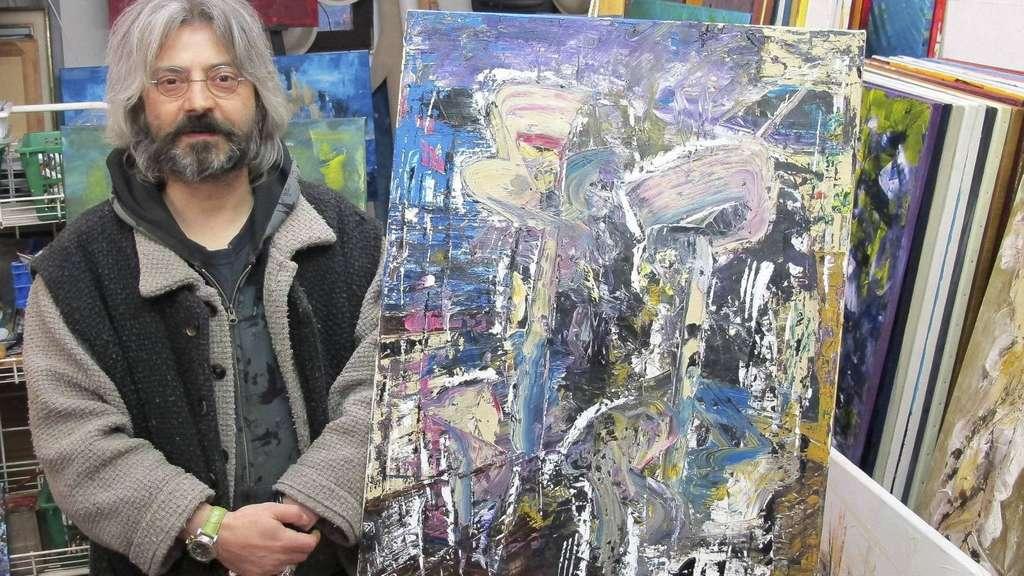 Künstler Bremen bremer künstler achim breitkopf stellt sein hochzeitspaar vor bremen