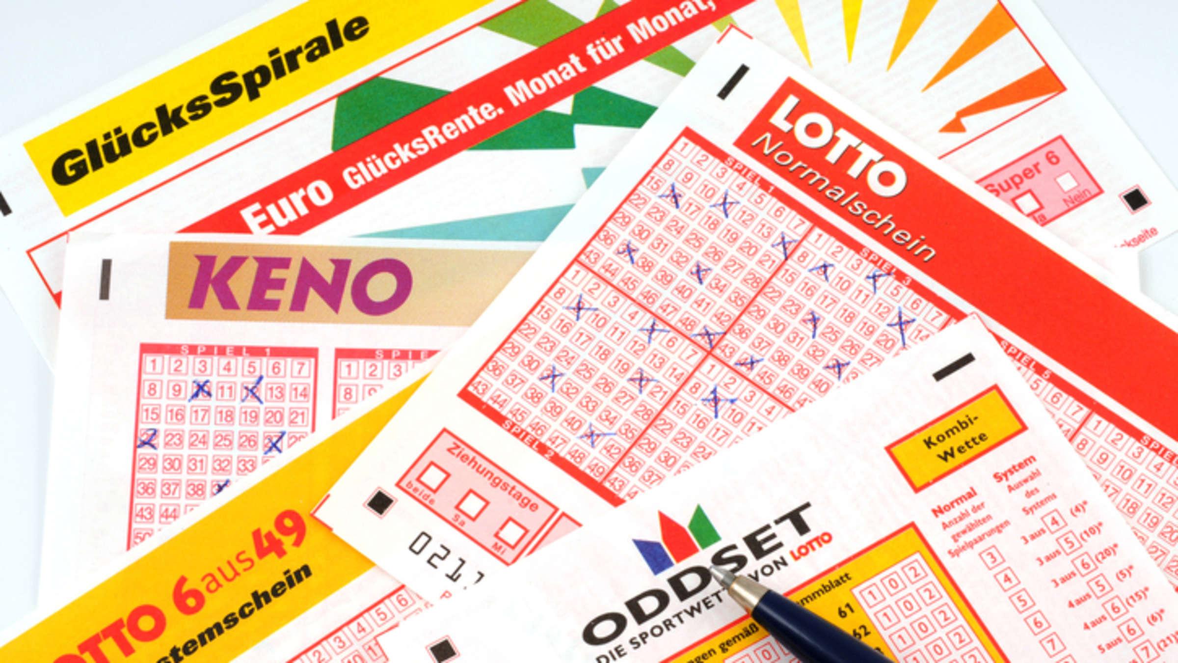 Beliebte Lottozahlen