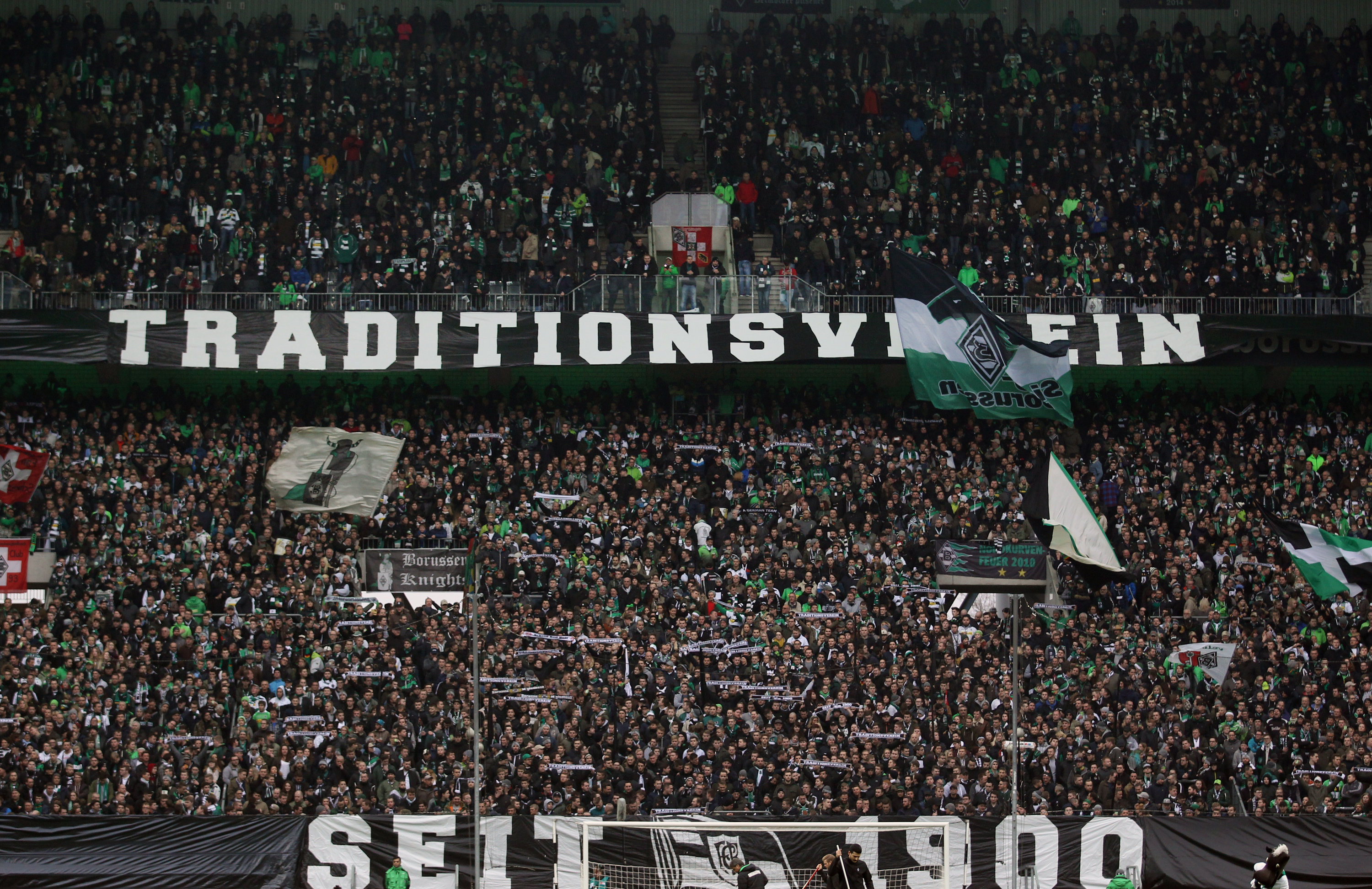 gladbach fans vergreifen sich bei protest gegen rb im ton. Black Bedroom Furniture Sets. Home Design Ideas