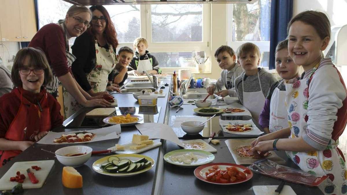 Englisch und kochen als neues angebot bei der nordwohlder for Kochen englisch