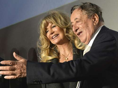 Opernball: Goldie Hawn will mit Richard Lugner Walzer tanzen