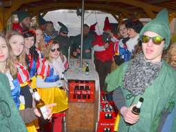 """Fasching um den Ring"" in Ganderkesee"