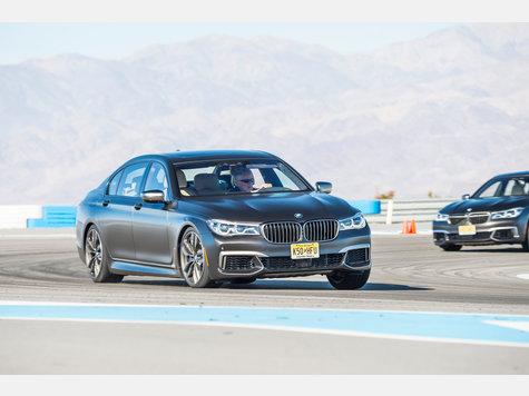 Muskeln und Luxus der BMW M760Li xDrive