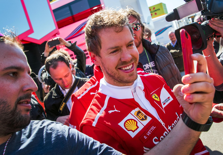 Toto Wolff kann sich Sebastian Vettel gut bei Mercedes vorstellen.