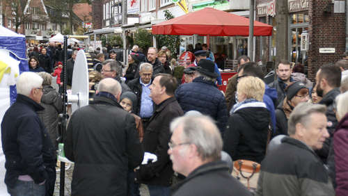 Langer Shoppingtag in Wildeshausen geplant