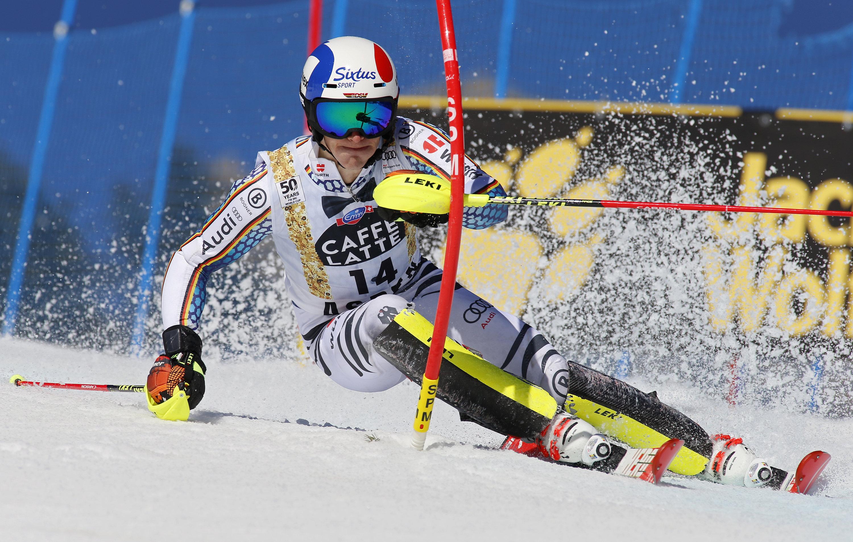 Straßer wird deutscher Slalommeister