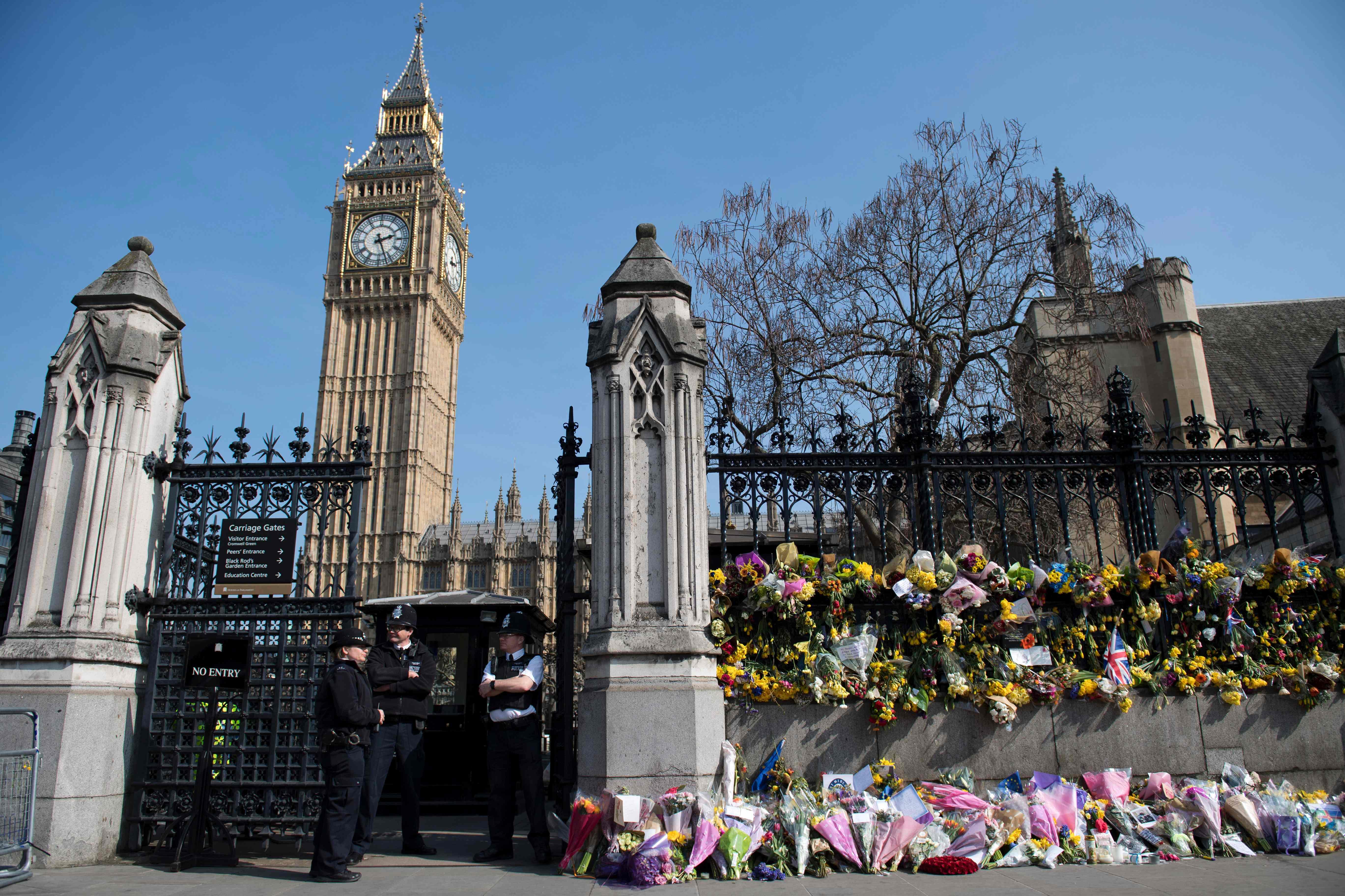 Polizei:Londoner Attentäter hatte wohl keine Verbindung zum IS