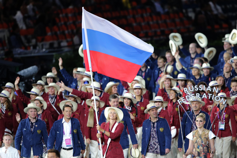 Russland Disqualifiziert
